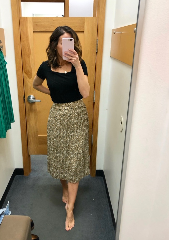 f4828f06a5d Fitting Room Snapshots (J.Crew Factory, LOFT) ~ Lilly Style