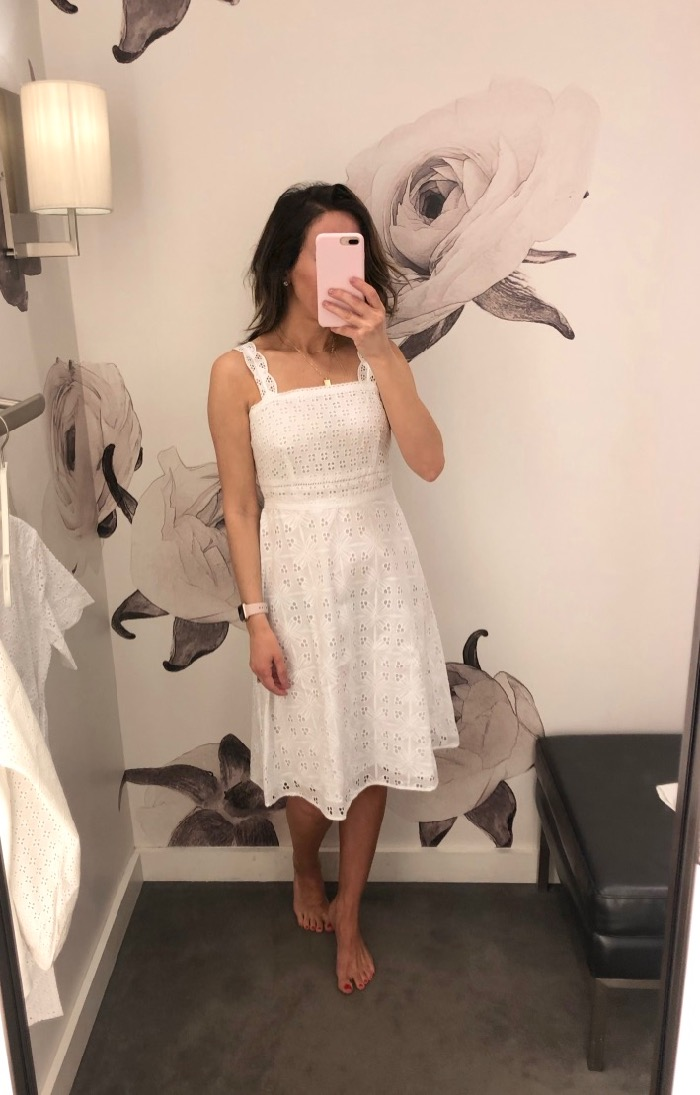 whiteeyeletdress